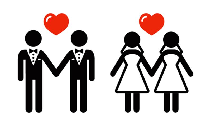 Hôn nhân đồng giới là việc kết hôn giữa hai người có cùng giới tính sinh học