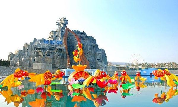 Chơi Tết dương lịch tại Thiên đường Bảo Sơn có gì thú vị?