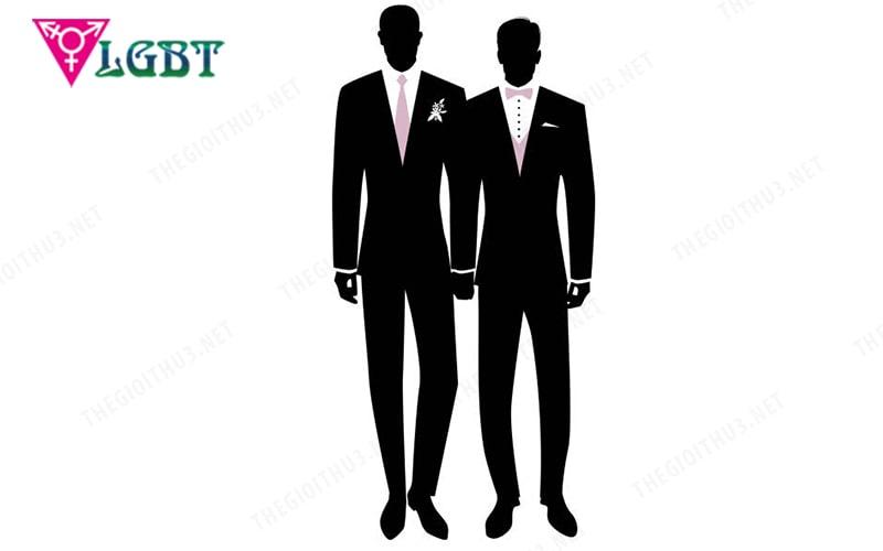 Cặp đôi đồng tính nam