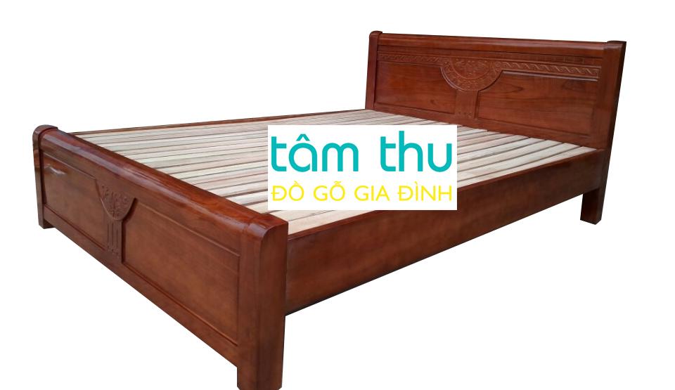 Chọn giường ngủ gỗ tự nhiên