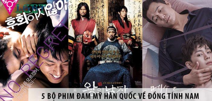 5 bộ phim đam mỹ Hàn Quốc về đồng tính nam gây chấn động