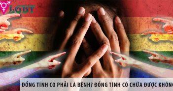 Đồng tính có phải là bệnh? Đồng tính có chữa được không?