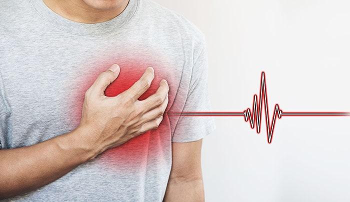 Bệnh lý về tim mạch cũng là 1 trong các nguyên nhân gây yếu sinh lý ở nam giới