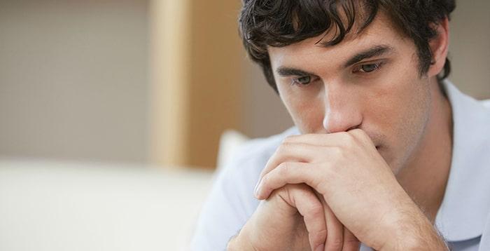 Tâm lý là 1 trong số những nguyên nhân gây yếu sinh lý ở nam giới