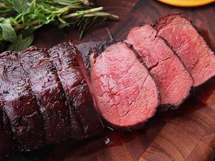 """Thịt bò giúp """"cậu nhỏ"""" phát triển kích thước và chất lượng tinh binh"""