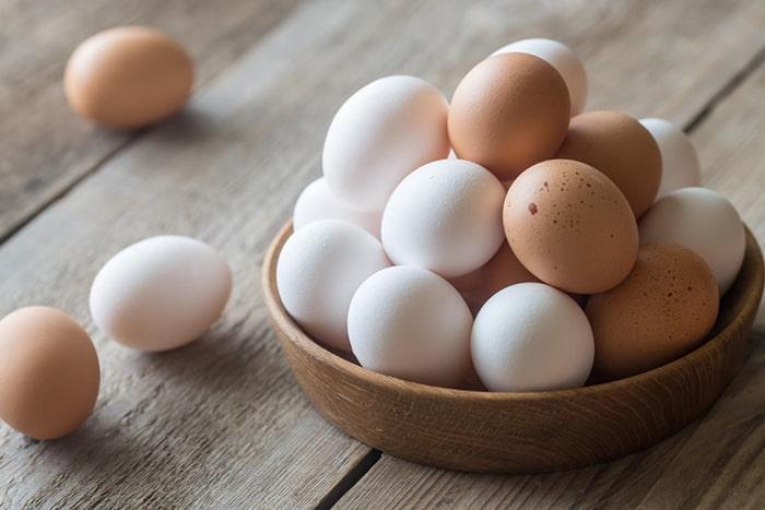 Trứng gà giúp tăng cường hormone sinh dục nam