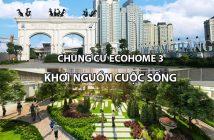 Tiện ích chung cư Ecohome 3 - Khơi nguồn cuộc sống