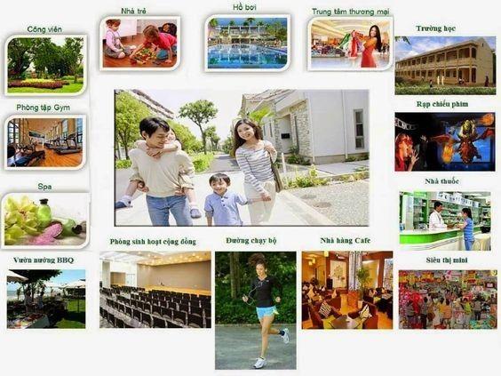 Những tiện ích chung cư EcoHome 3 đang sở hữu