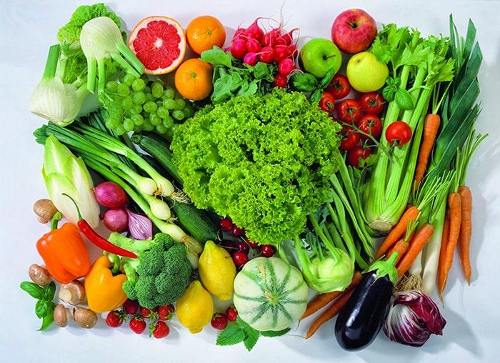 Chế độ ăn uống khoa học đóng vai trò rất quan trọng trong việc điều trị viêm xương khớp