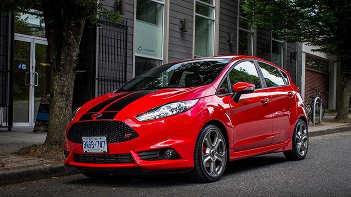 Trải nghiệm lái thử Ford FIesta