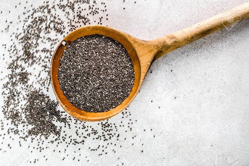 Tác dụng hạt chia trong phòng ngừa lão hóa da
