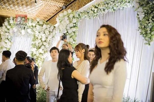 Hồ Quang Hiếu và Bảo Anh tham gia chung sự kiện