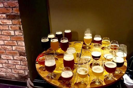 yếu tố tạo nên màu sắc bia