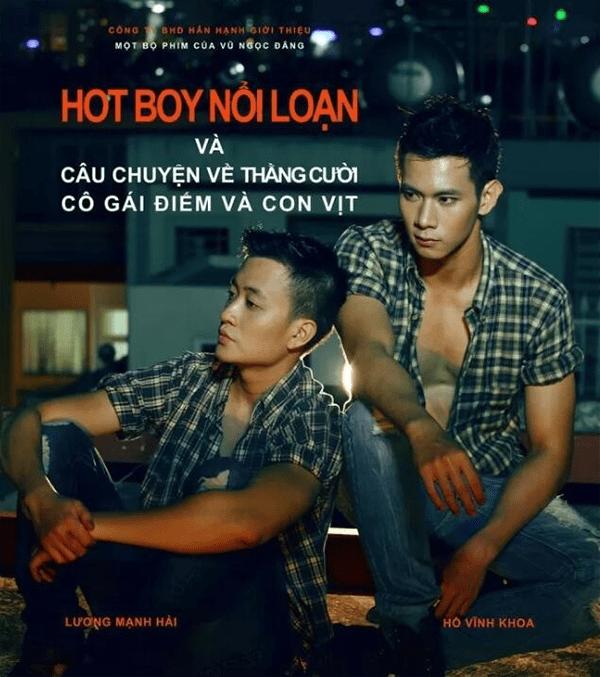 Phim Hot boy nổi loạn 1 & 2