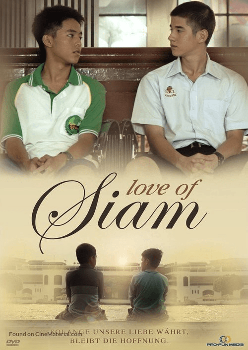 Phim The Love of Siam