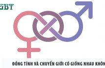 Đồng tính và chuyển giới có giống nhau không?