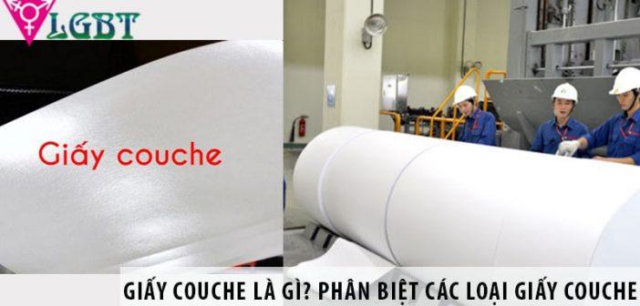 Giấy Couche là gì? Phân biệt các loại giấy Couche