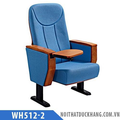 Ghế hội trường WH512-2 kèm bàn viết
