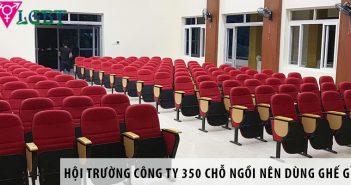 Thiết kế hội trường công ty 350 chỗ ngồi nên dùng ghế gì? 3