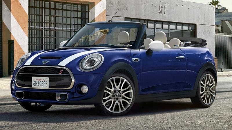 Mini Cooper là dòng xe hơi dành riêng cho các cô nàng cá tính hiện đại