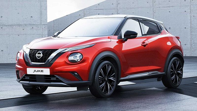 Phụ nữ nên mua Nissan Juke