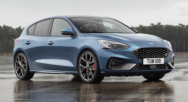 Ford Focus – xe gia đình dành cho phụ nữ hiện đại