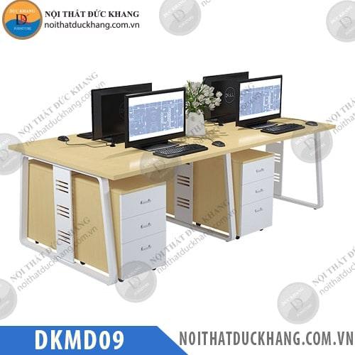 Module làm việc nhân viên DKMD09