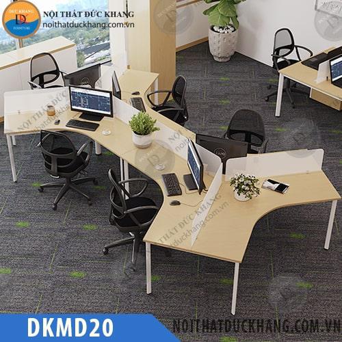 Module làm việc nhân viên DKMD20