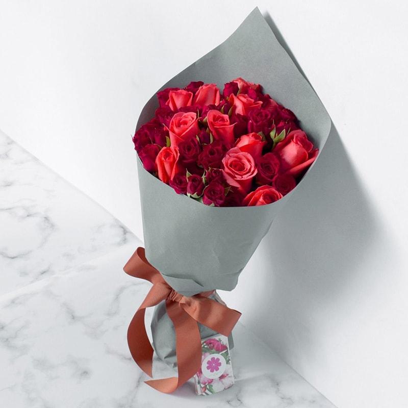 Sinh nhật người yêu đồng tính nam nên tặng hoa hồng