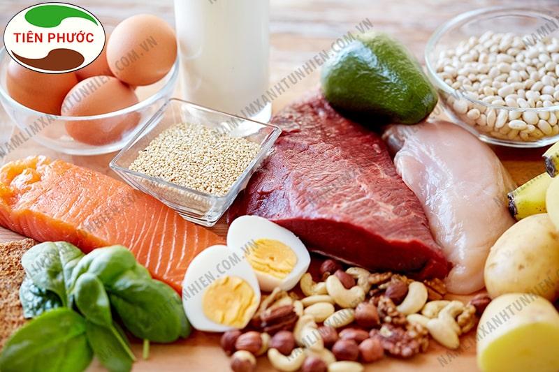 Những thực phẩm có chứa nhiều Protein